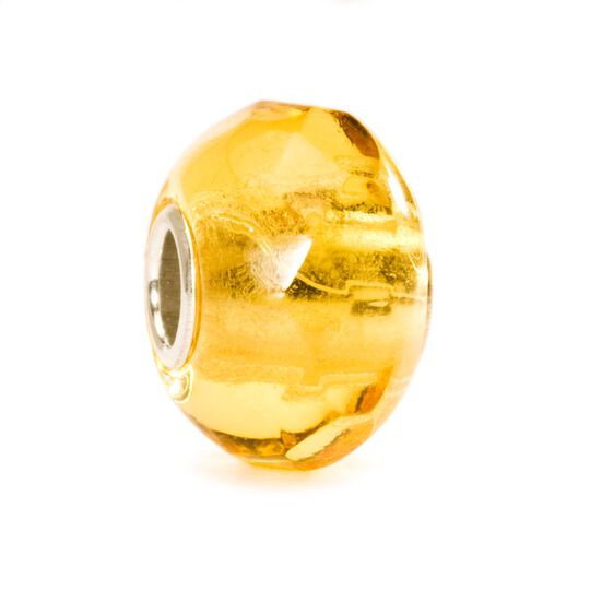 Yellow Prism Bead
