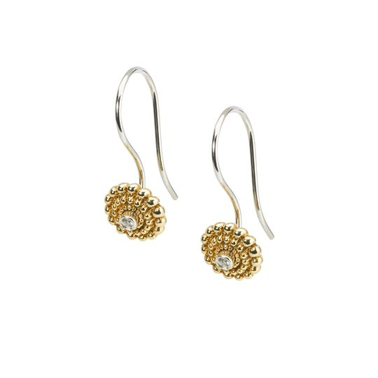 Sparkles of Gold Earrings
