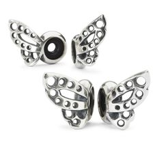 Dancing Butterfly Spacers (2 sets)