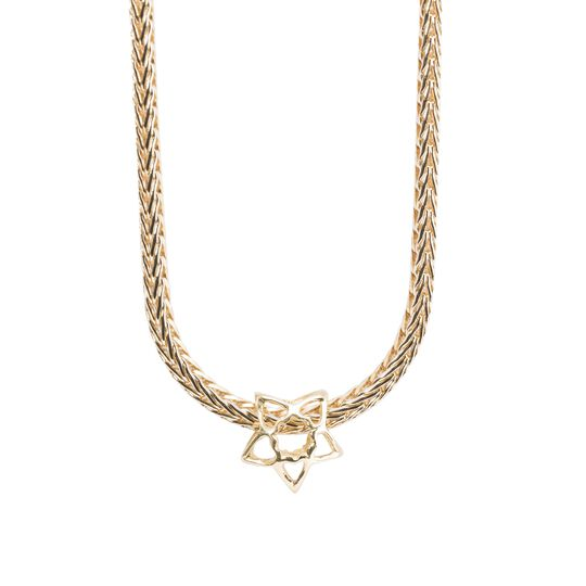 Celestial Gold Necklace
