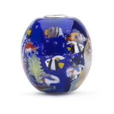 This is an image of the product Blue Ocean Bead