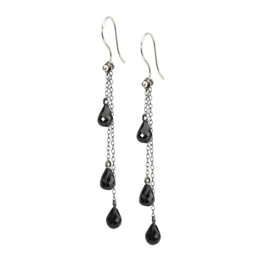 Raining Crystals Earrings