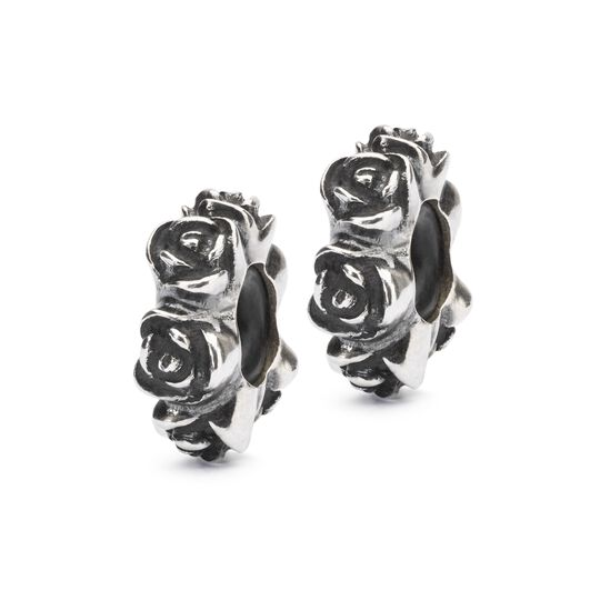 Rose Spacer (2 pcs)