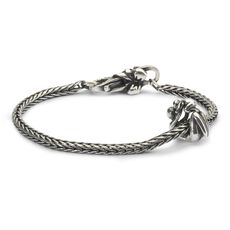 This is an image of the product Maternity Silver Bracelet