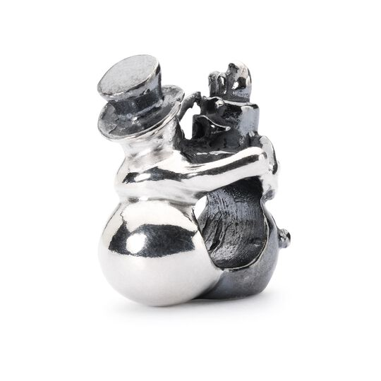 Snowman Frost & Lady Thaw Bead