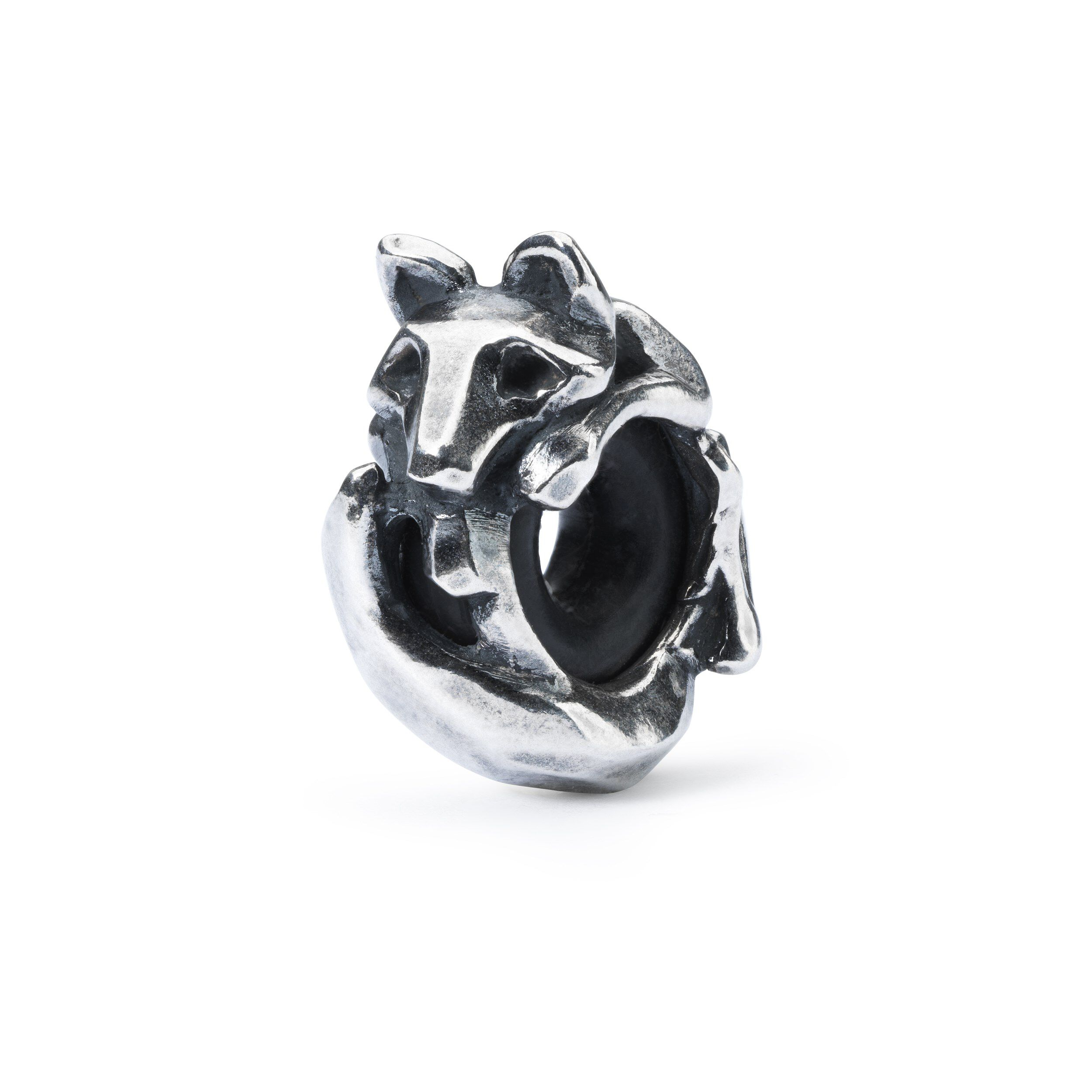 Trollbeads Women Silver Charm Spacer - TAGBE-20173 sNFld9AP