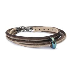 This is an image of the product Festival Vibe Leather Bracelet