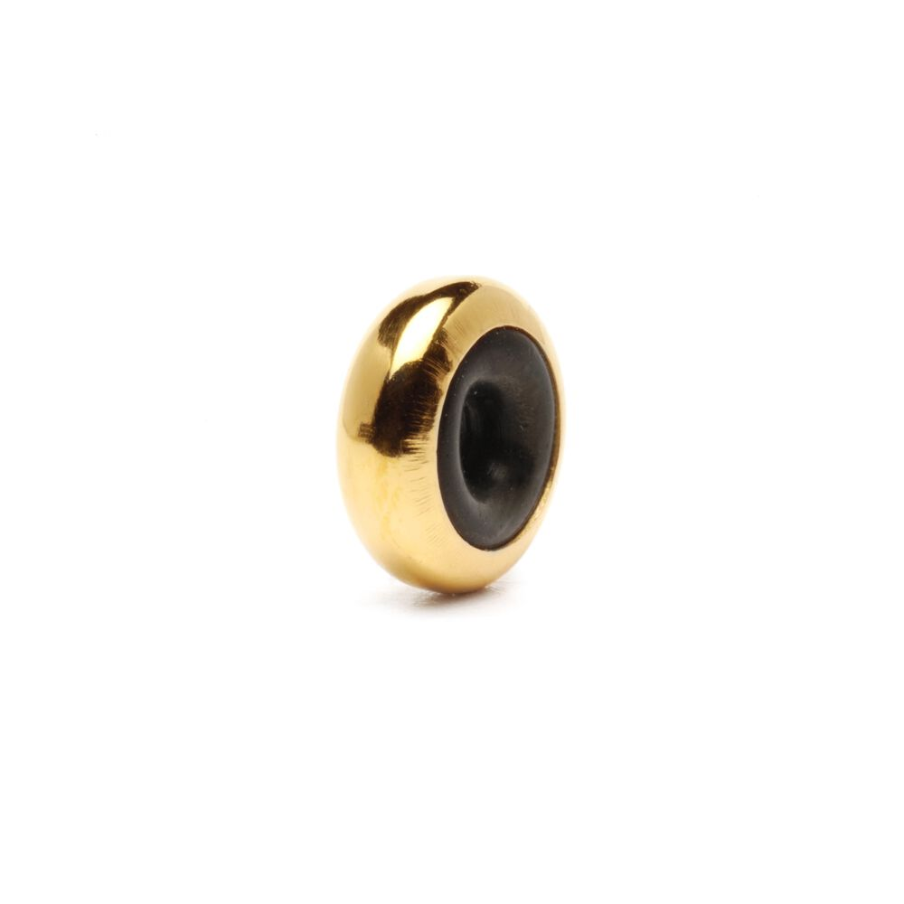 Gold Spacer Bead