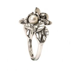 This is an image of the product Hawthorn With Pearl Ring