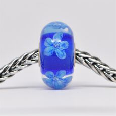 Unique Blue Bead of Loyalty