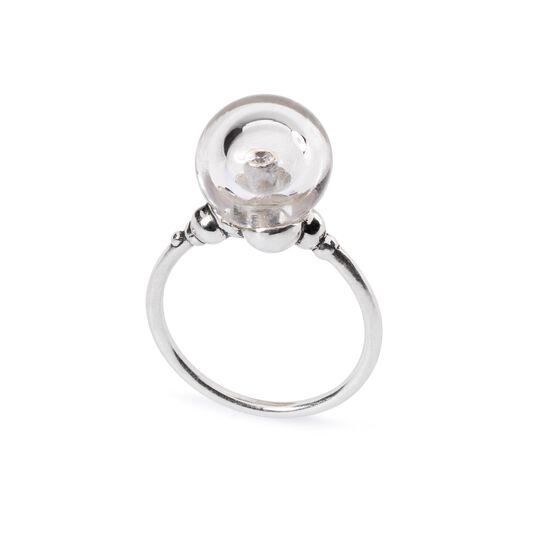 Crystal Bubble Ring