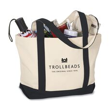 This is an image of the product Trollbeads Tote Bag
