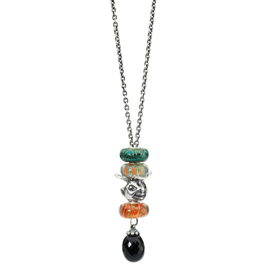 Fantasy Necklace With Black Onyx