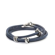 Embrace it Leather Bracelet