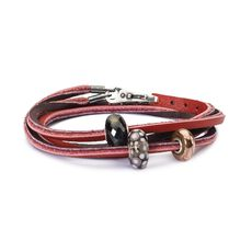 This is an image of the product High ball Leather Bracelet
