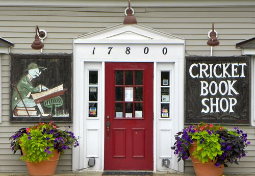 Cricket Book Shop