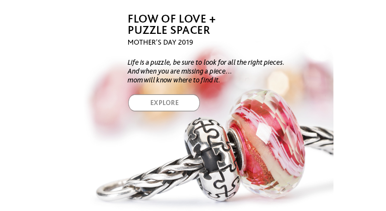 2019 Mother's Day Collection: Flow of Love + Puzzle Spacer