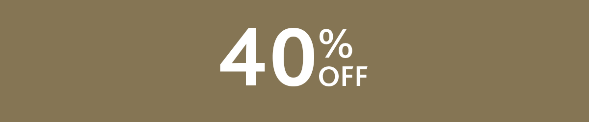 January Sale - Gold deck - 40 percent