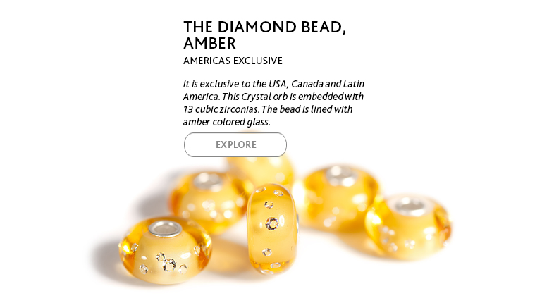 The Diamond Bead, Amber: Collection Page