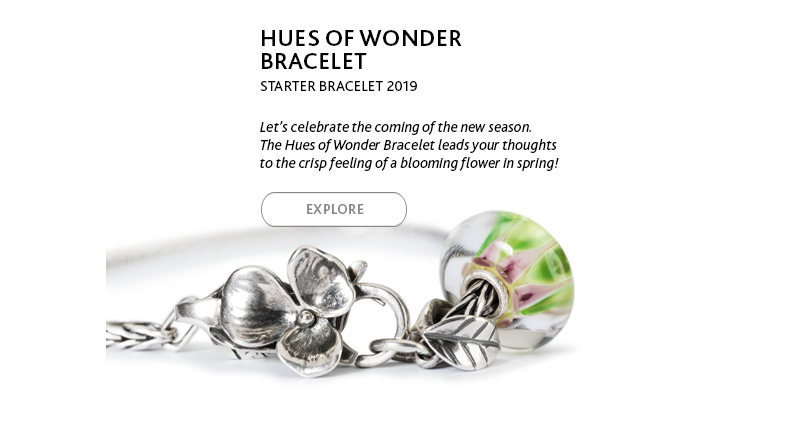 2019 Designer Bracelet: Hues Of Wonder
