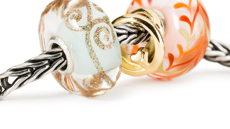 New Trollbeads jewellery