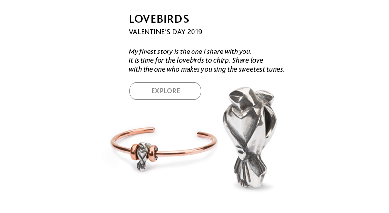 2019 Valentine's Day: Lovebirds Collection Page