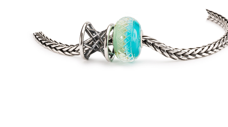 All Trollbeads Day 2020 beads are engraved by hand with a stunning, and highly detailed pattern
