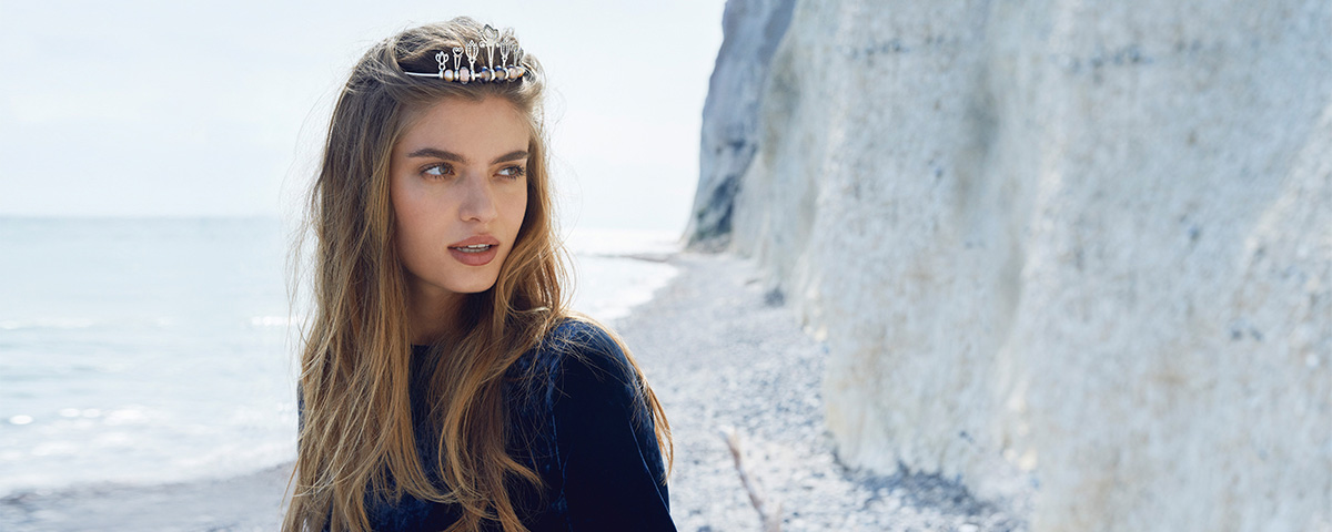 Feel like a Princess, wear the Trollbeads Tiara