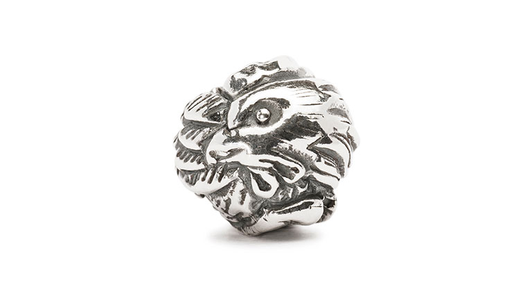 The Chinese Rooster bead