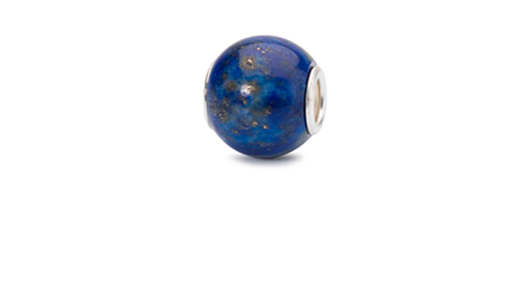 Round Lapis Lazuli is a beautiful blue gemstone and helps clear your mind