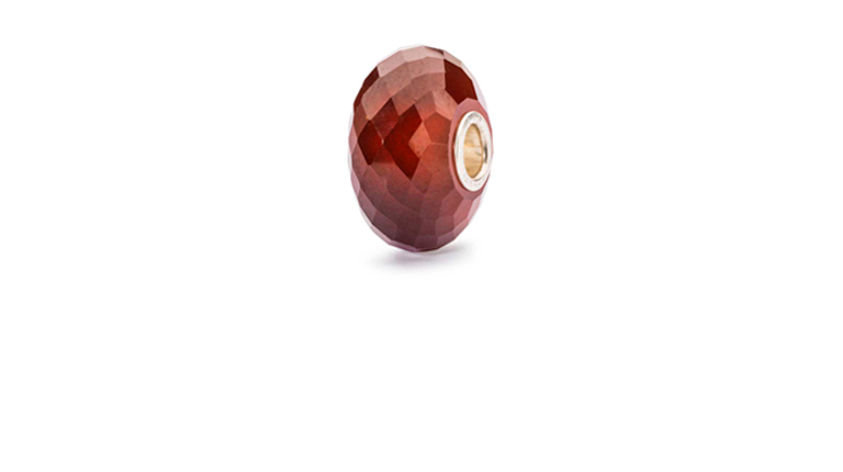 Hessonite Garnet is a stone and it is said to bring you luck in friendship