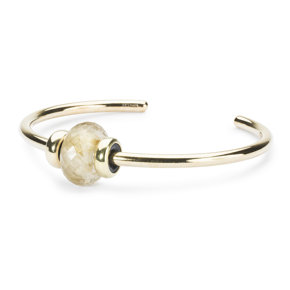Trollbeads Day 2017 Gold Bangle