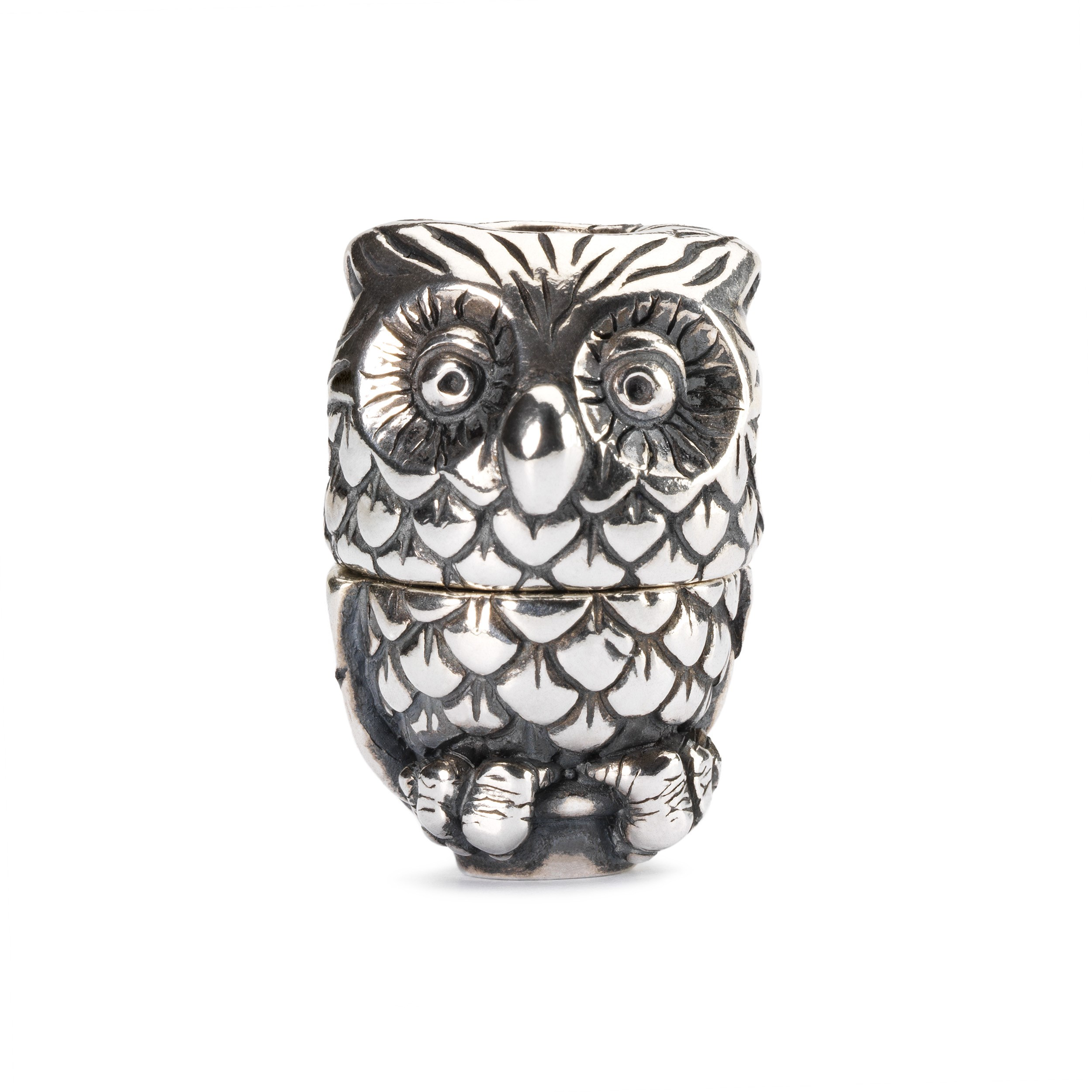 creo watch evil pendant gls glass woman silver owl jewel r