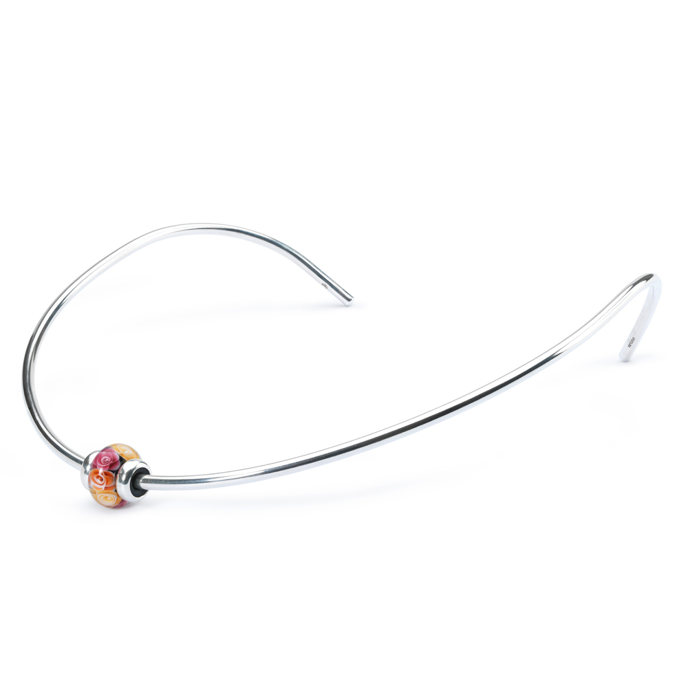 Roses of Intuition Neck Bangle