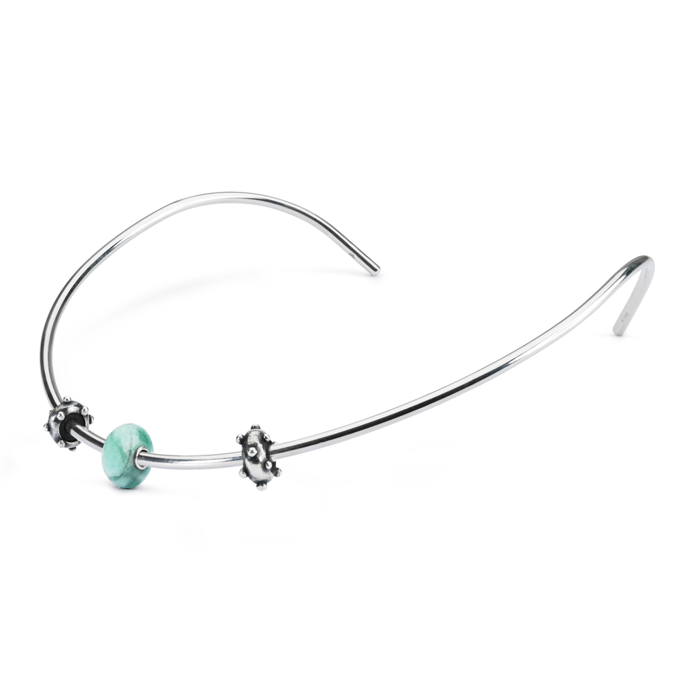 Path of Dots Neck Bangle