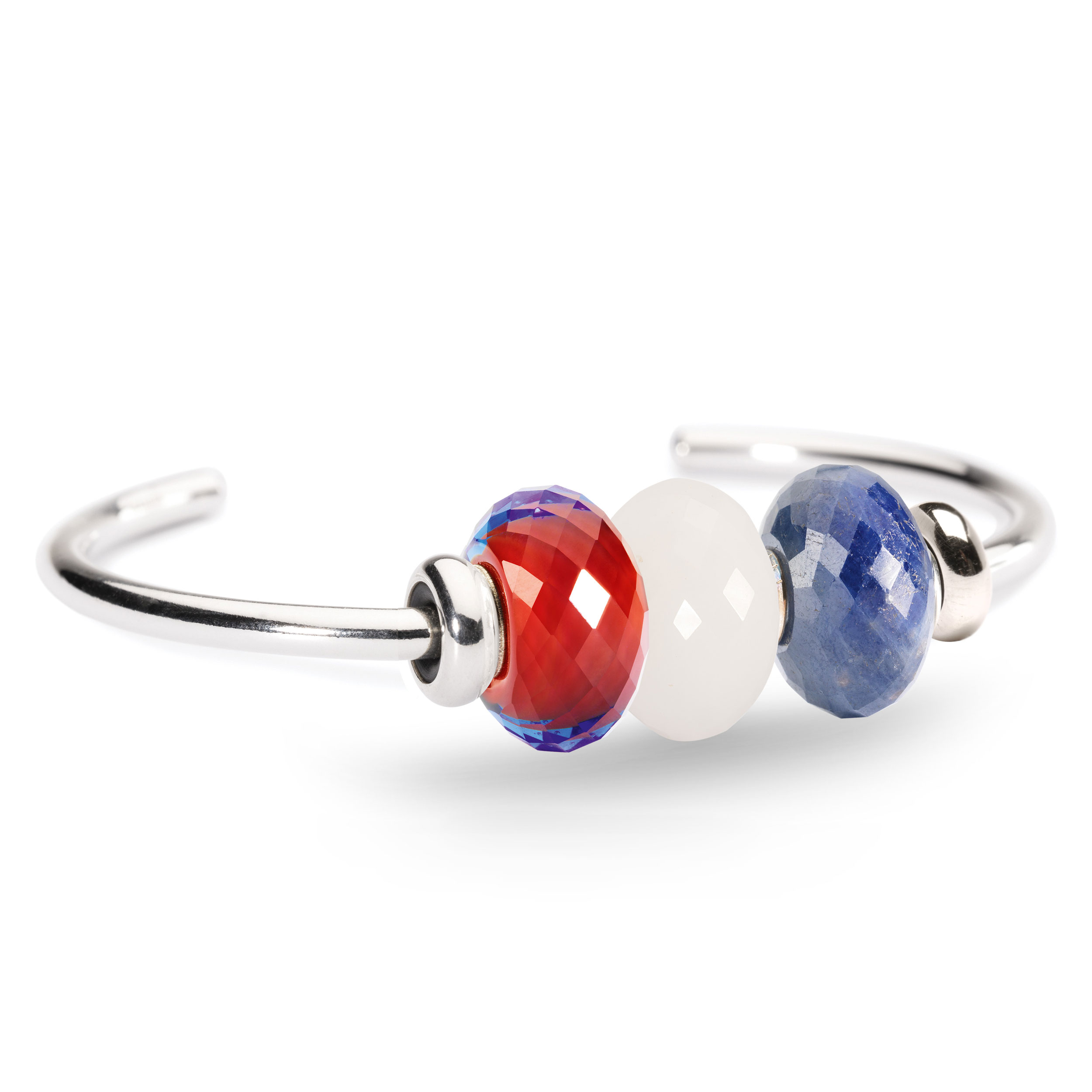 Red, White, & You Bangle